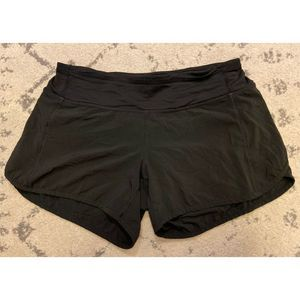 Lululemon Speed Up Shorts 4 inch